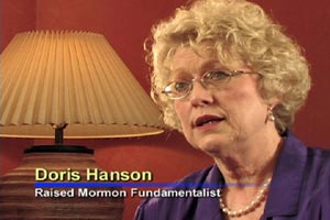Doris Hanson - Lifting the Veil of Polygamy