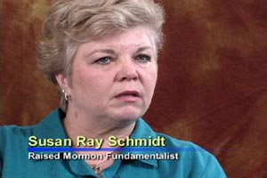 Susan Ray Schmidt - Lifting the Veil of Polygamy