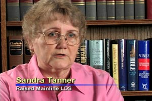 Sandra Tanner - Lifting the Veil of Polygamy